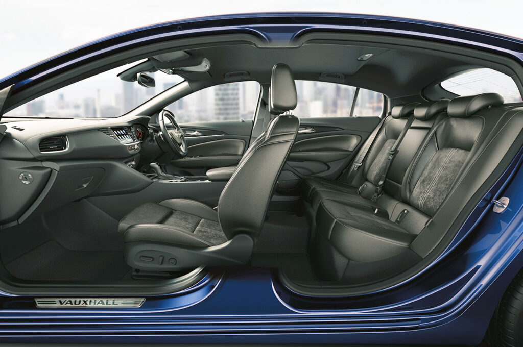 Taylors New Vauxhall Insignia Comfort