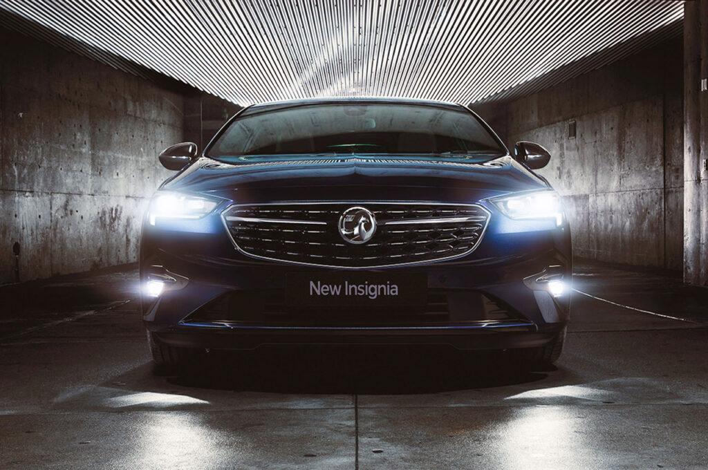 Taylors New Vauxhall Insignia Headlights