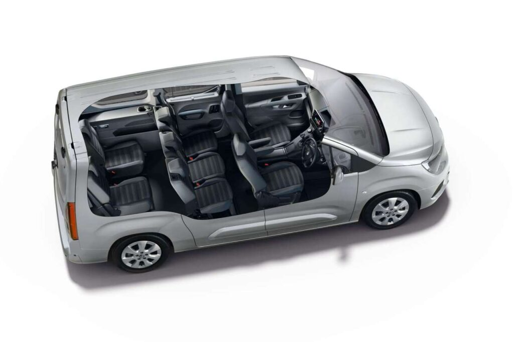 Taylors New Vauxhall Combo Life Motability