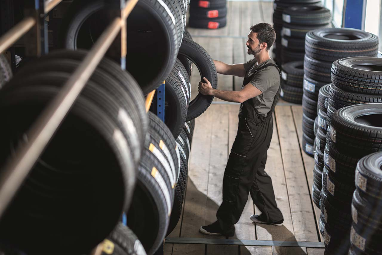 Taylors Ford Dealer Tyres