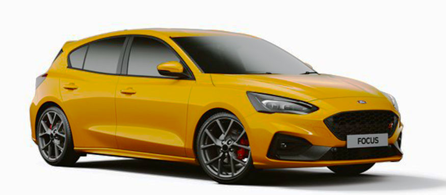 Taylors Ford Focus ST
