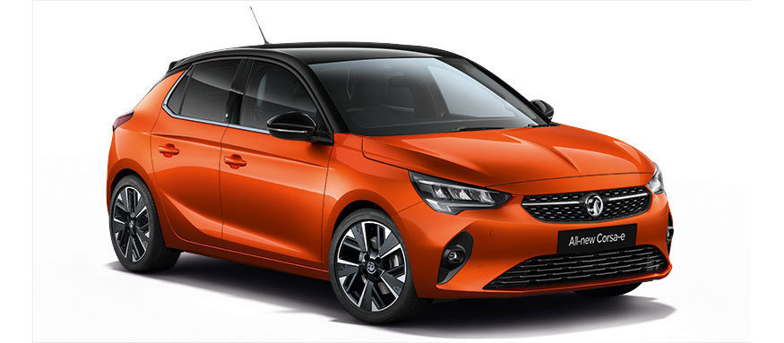 Taylors All New Vauxhall Corsa