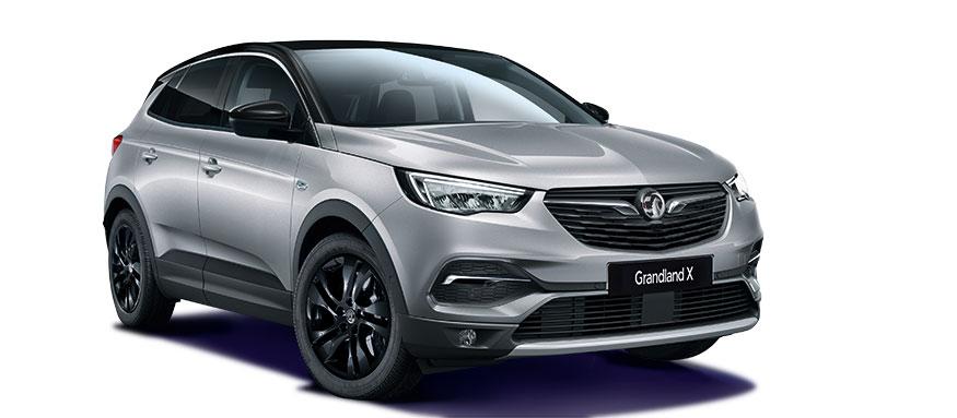 Taylors New Vauxhall Grandland X