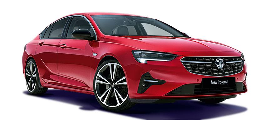 Taylors New Vauxhall Insignia