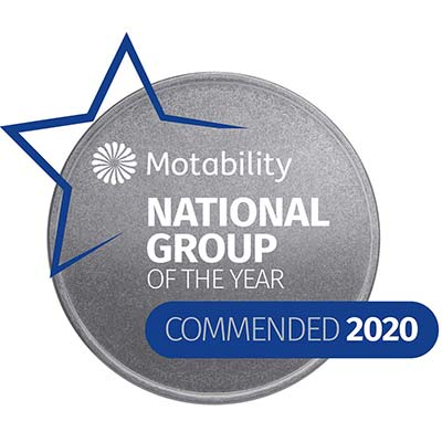 Taylors Motability Commended 2020