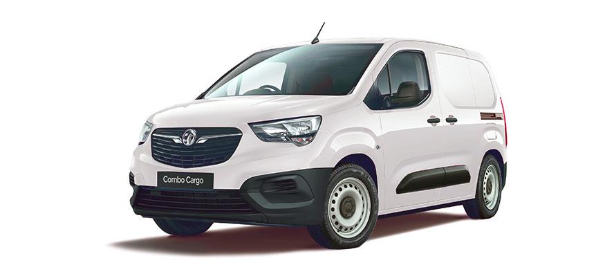 Taylors Vauxhall New Cargo Van