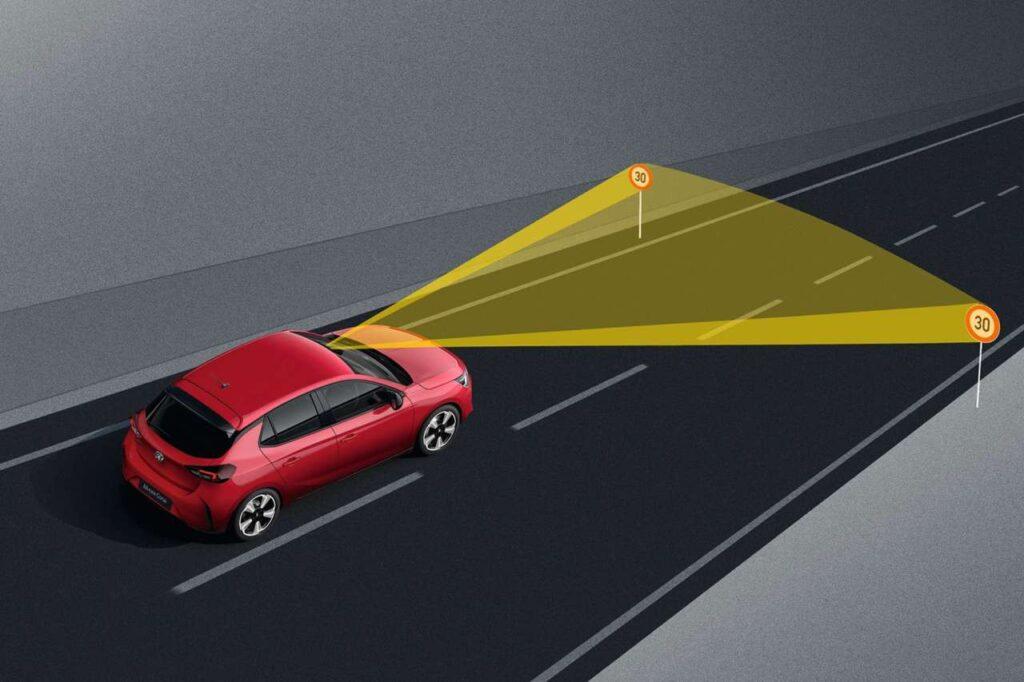 Taylors New Vauxhall Corsa Safety