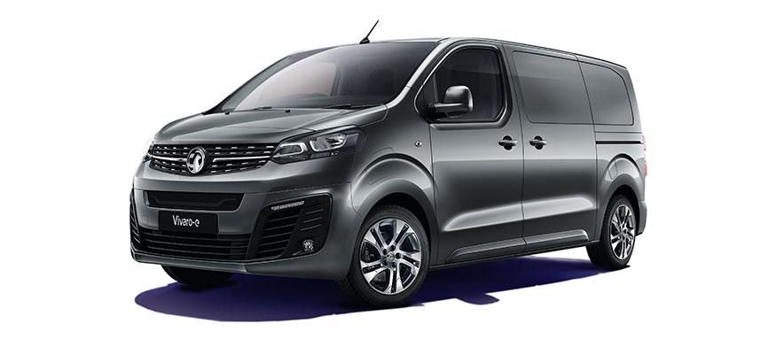 Taylors Vauxhall New Vivaro-e Van