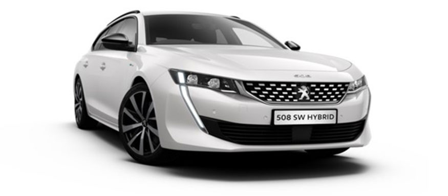 Taylors Peugeot All New 508 SW