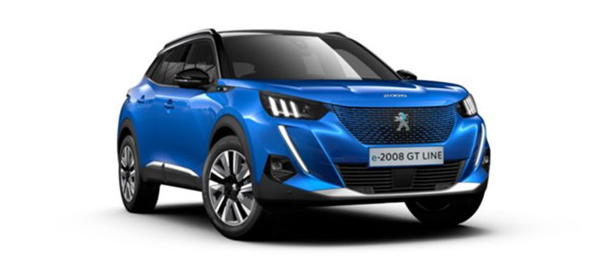 Taylors Peugeot All New 2008 SUV