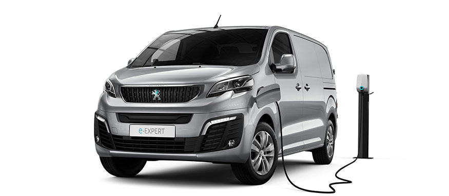 Taylors Peugeot Expert Van