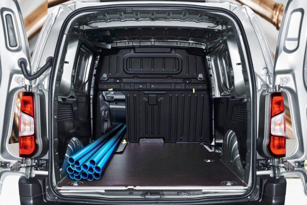 Taylors Vauxhall Combo Cargo Van