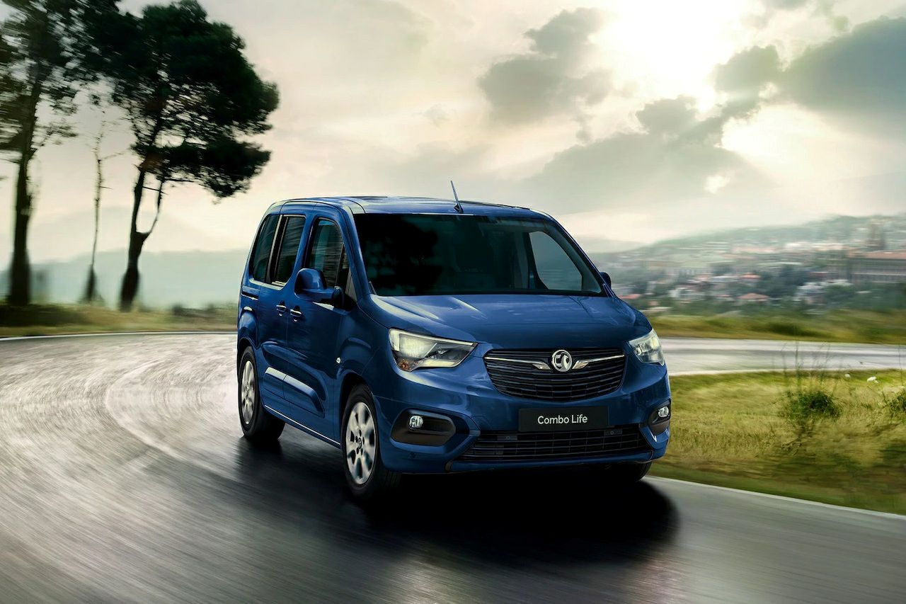 Taylors New Vauxhall Combo Life 7 Seater Cars For Sale Lincolnshire