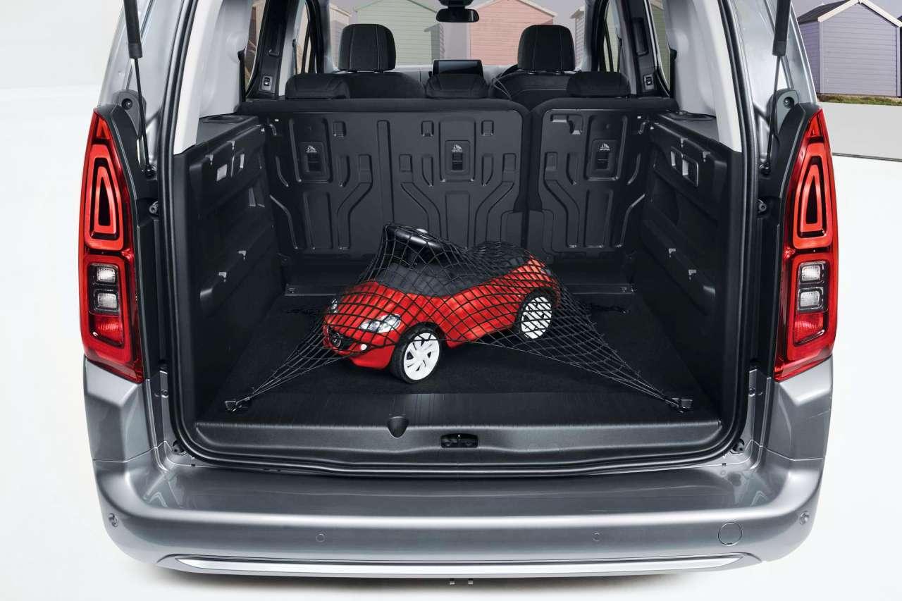 Taylors New Vauxhall Combo Life Doors