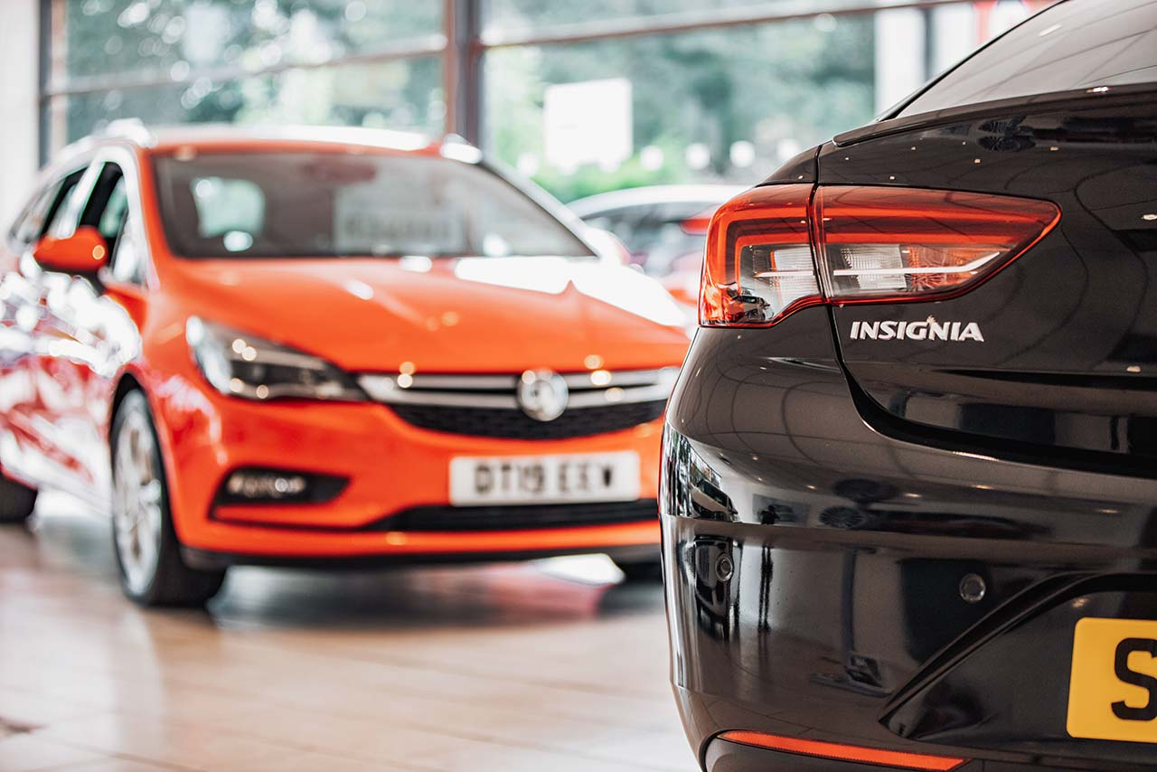 Taylors Vauxhall Dealer Aftersales