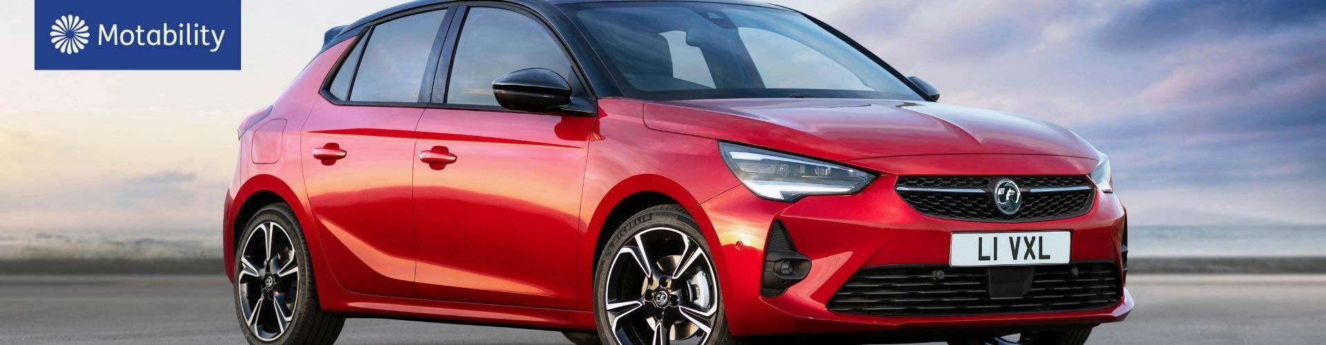 Taylors Vauxhall Dealer Motability