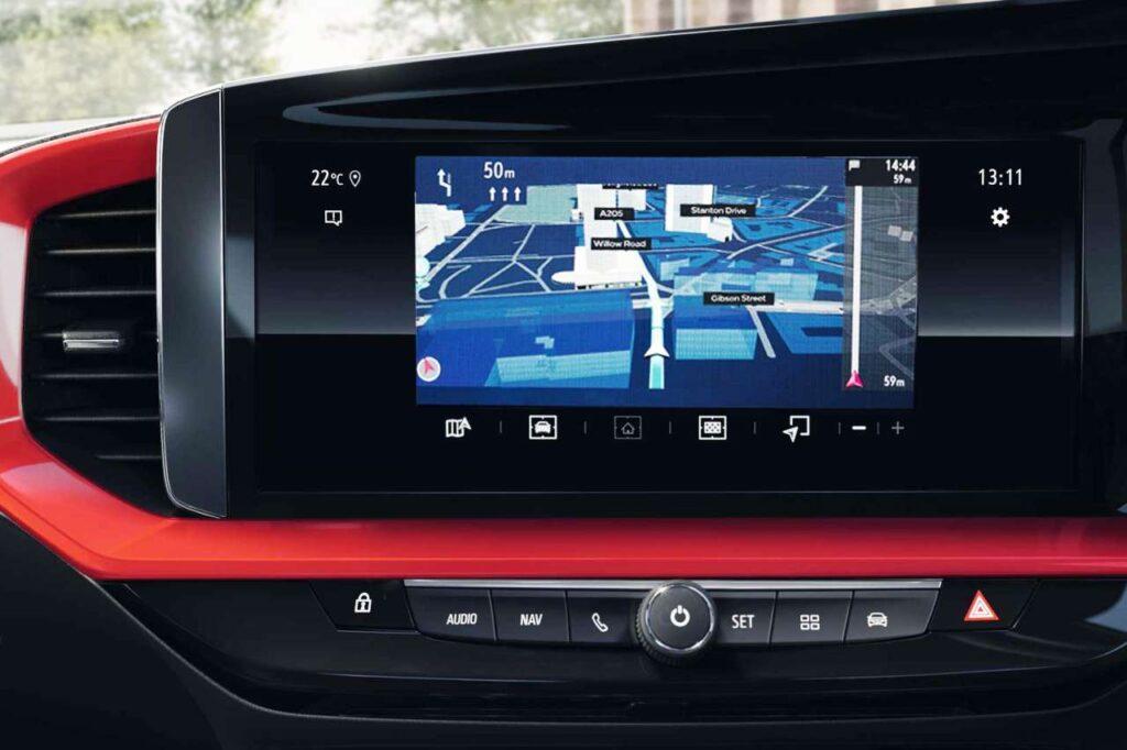 Taylors Vauxhall Mokka Connectivity