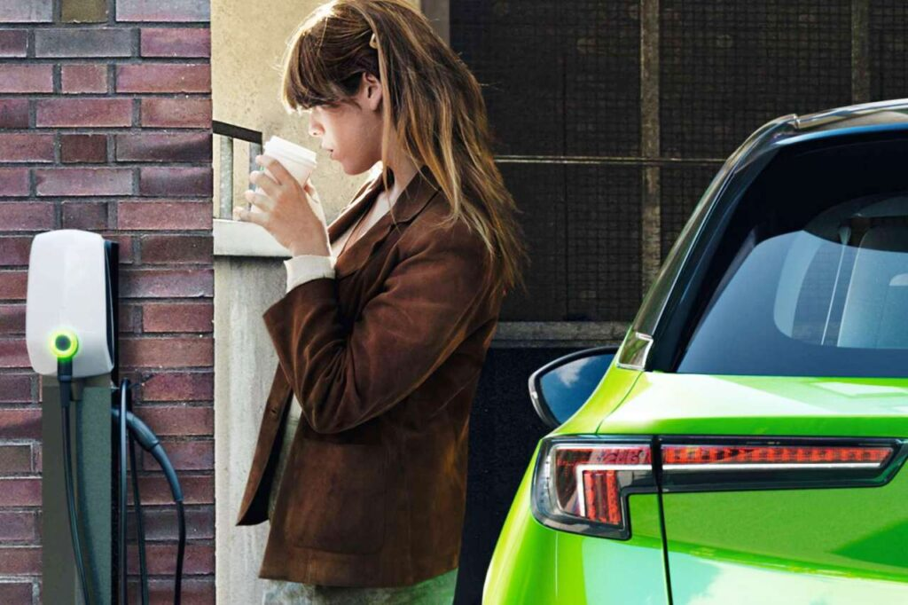 Taylors Vauxhall Mokka E Pure 100% Electric Car