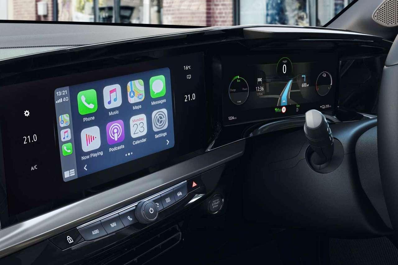 Taylors Vauxhall Mokka Technology