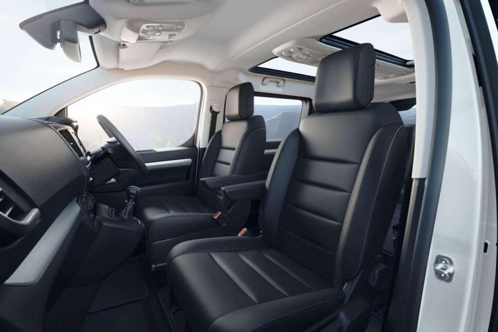 Taylors Vauxhall New Vivaro Life Comfort