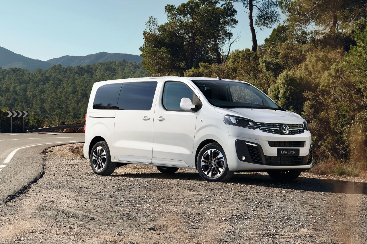 Taylors Vauxhall New Vivaro Life Design