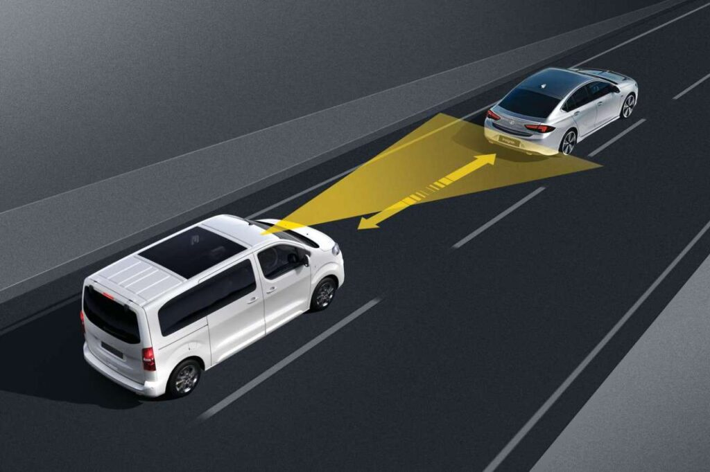 Taylors Vauxhall New Vivaro Life Safety