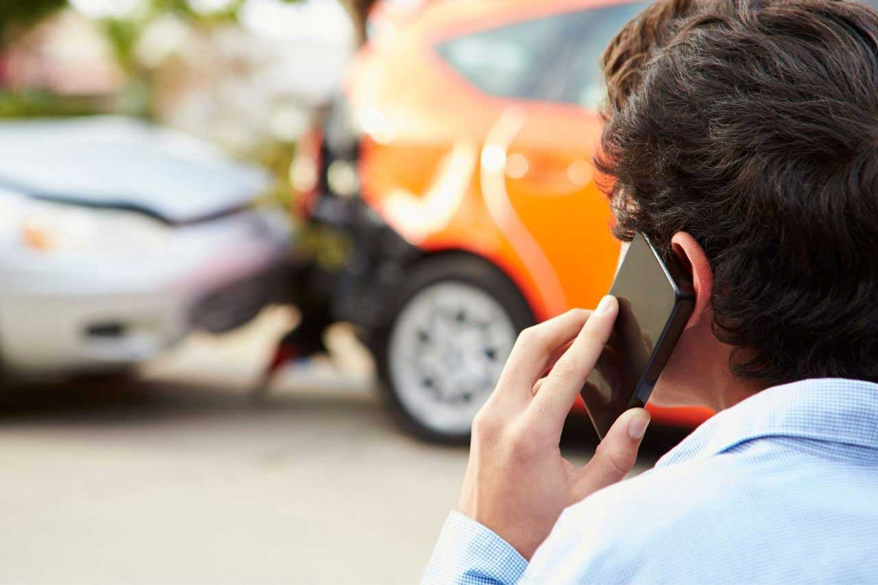 Taylors Ford Dealer Accident Management