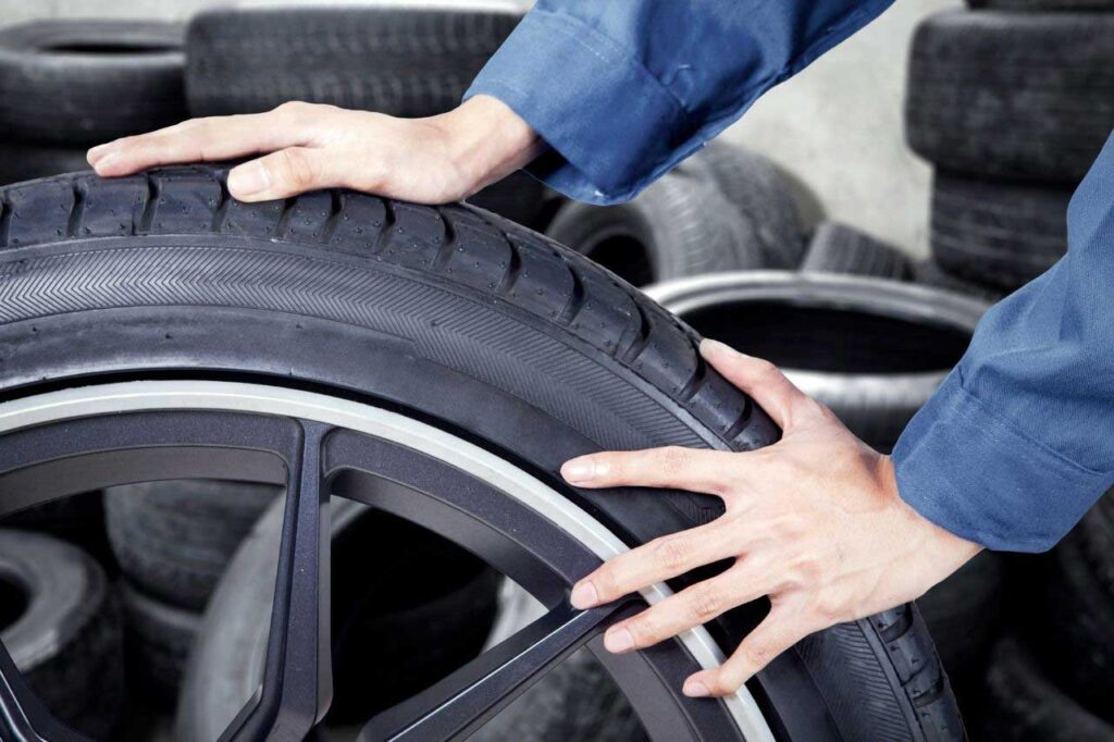 Taylors of Spalding Tyres