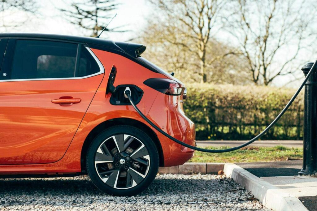 Taylors Vauxhall Mobility Electric Cars