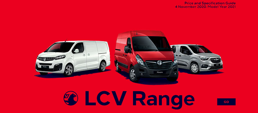 Taylors Vauxhall Vans for Sale Price Guide
