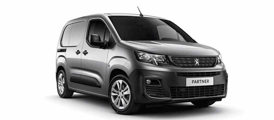 Taylors Peugeot Partner Van